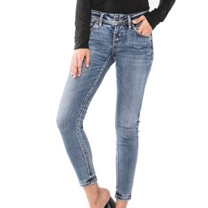 Silver Jeans |Mckenzie Low Rise  28/34